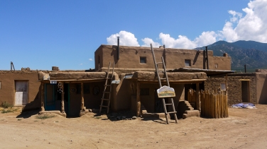 Taos Pueblo1