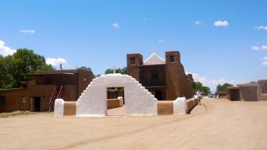 Taos Pueblo11